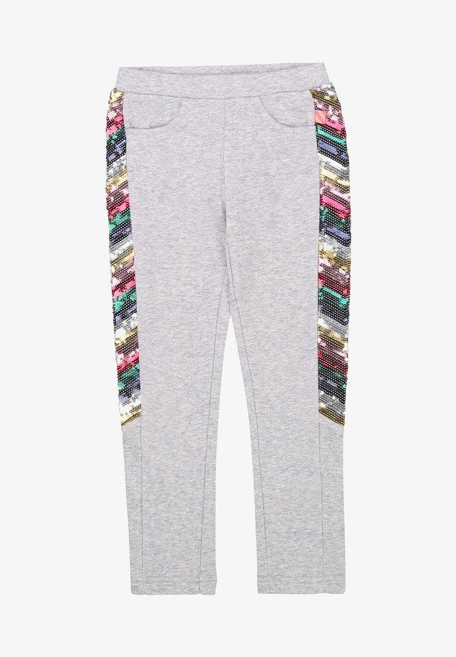 Pantalon de survêtement - gris chine