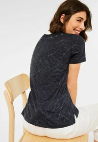 Cecil - Print T-shirt - grau - 1