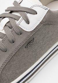 Geox - EOLO - Sneakers basse - grey - 5