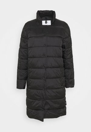 COSY PORI - Winter coat - black