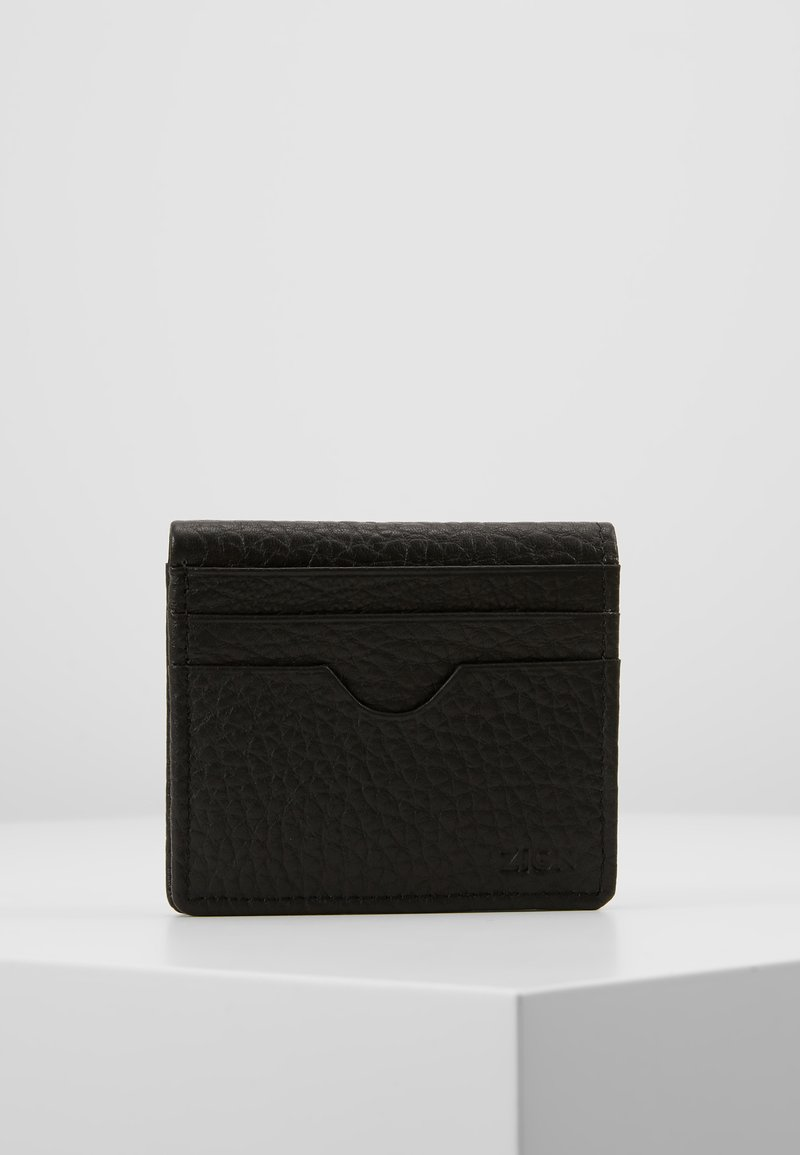 Zign - LEATHER - Portemonnee - black