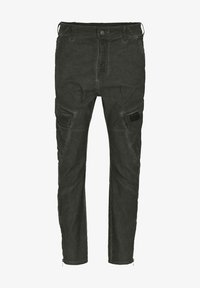 Tigha - Trousers - forest green - 4