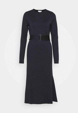 BELTED  - Jumper dress - navy/black