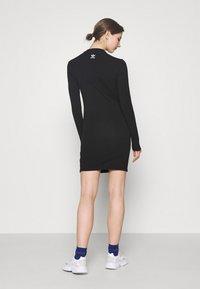 adidas Originals - DRESS - Shift dress - black - 2