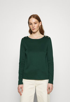VITINNY SHOULDER BUTTONS - Long sleeved top - pine grove