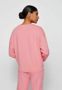 BOSS - C_ELINA_ACTIVE - Long sleeved top - light pink - 2