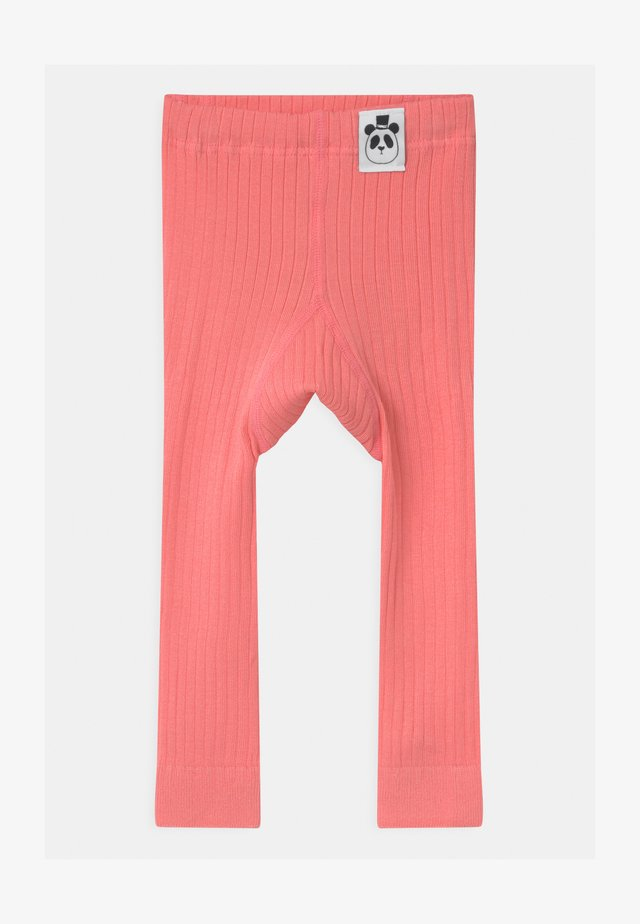 UNISEX - Leggings - Trousers - pink