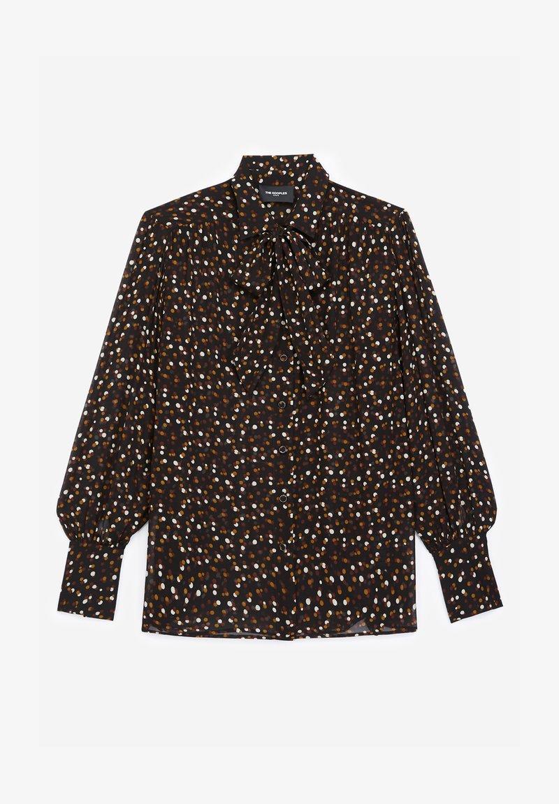 The Kooples - Button-down blouse - multicolor