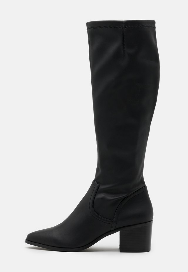 BIAABBIE LONG BOOT - Boots - black
