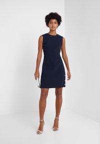 Club Monaco - KERSTINNE DRESS - Day dress - navy - 1