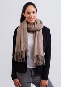 CASH-MERE - Scarf - taupe - 0
