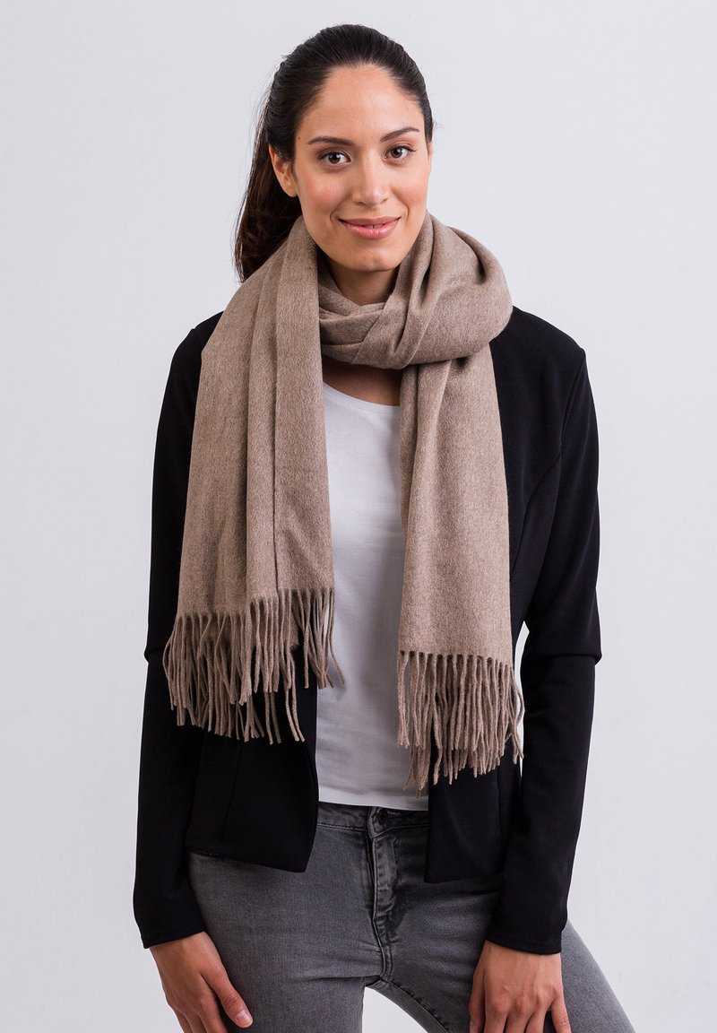 CASH-MERE - Scarf - taupe