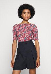 Lauren Ralph Lauren - T-shirts med print - red/multi - 0