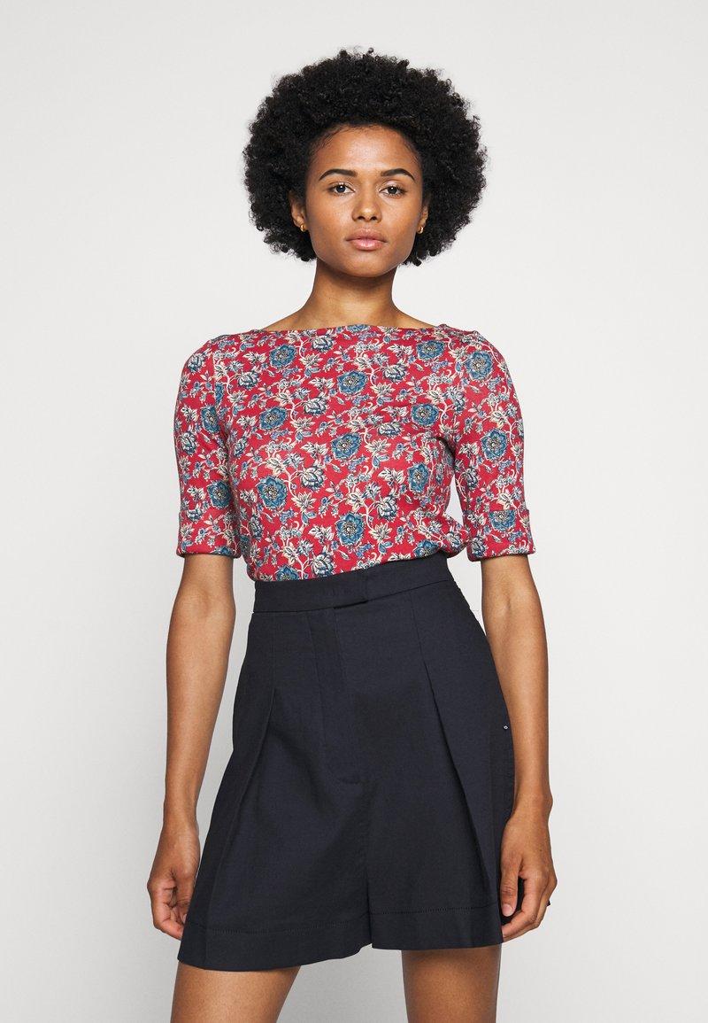 Lauren Ralph Lauren - T-shirts med print - red/multi