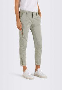 MAC Jeans - Trousers - green - 0