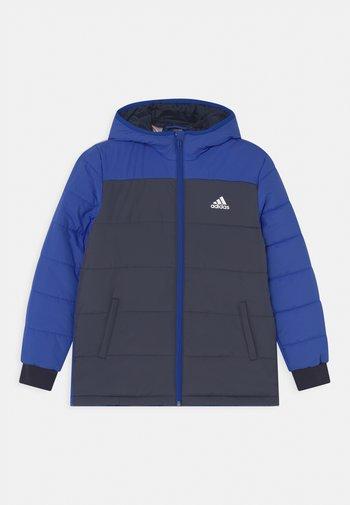 PADDED UNISEX - Winter jacket - legend ink/bold blue/white