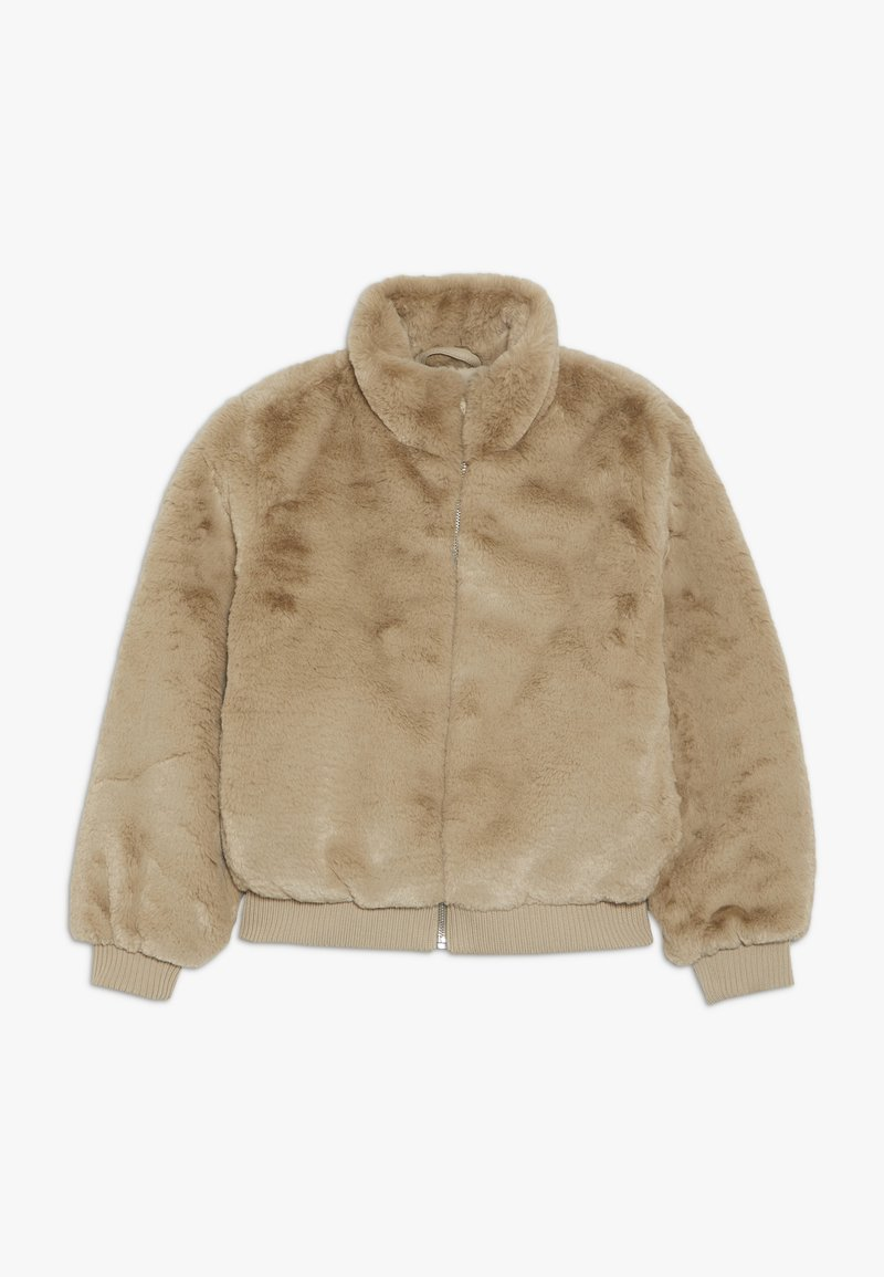 Kids ONLY - Winter jacket - sand