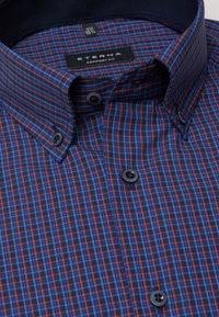 Eterna - COMFORT FIT - Shirt - blue - 3