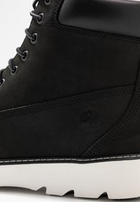 Timberland - KEELEY FIELD - Stivaletti stringati - black - 2