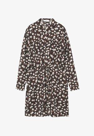 GHOST - Sukienka koszulowa - zwart