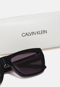 Calvin Klein - UNISEX - Sunglasses - black - 2