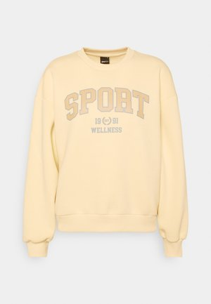 RILEY  - Sweatshirt - golden