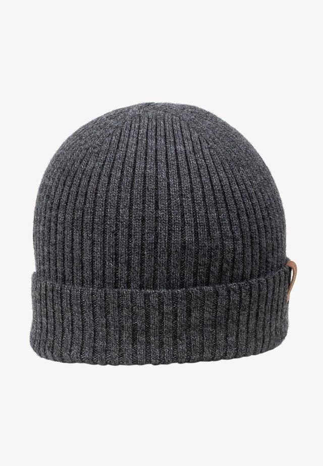 LUGAUER - Bonnet - nachtgrau