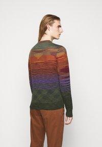 Missoni - LONG SLEEVE CREW NECK - Maglione - multi-coloured - 2