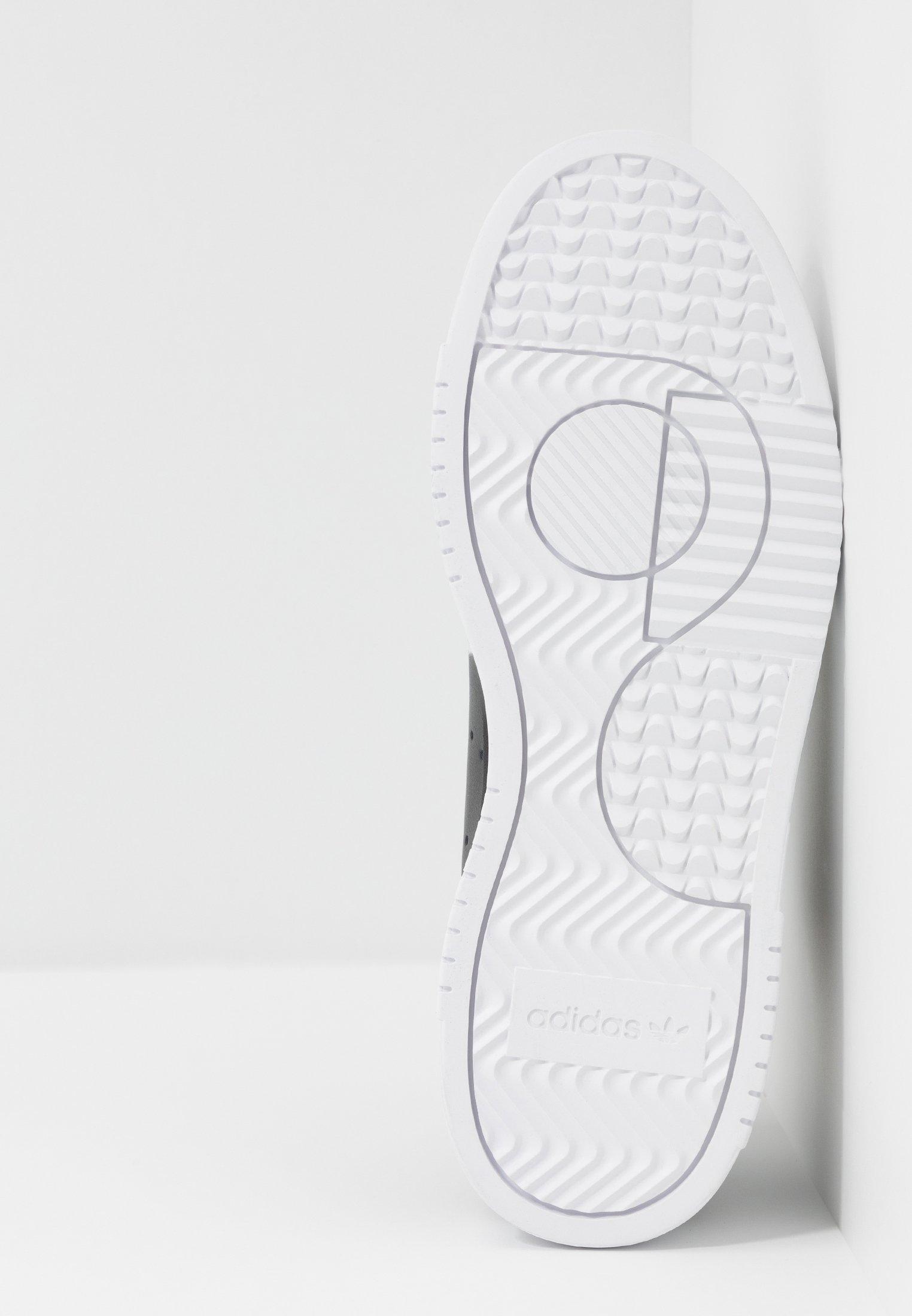 adidas Originals SUPERCOURT Sneaker low cblack/cblack/ftwwht/schwarz