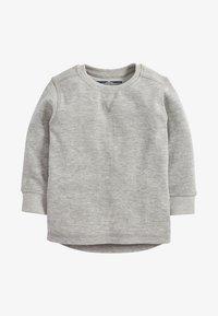 Next - UNISEX - Long sleeved top - grey - 0