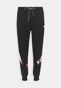 Puma - PANTS - Pantalones deportivos - black - 0