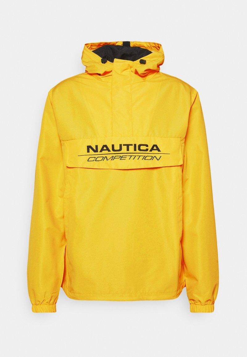 NAUTICA COMPETITION - COWL - Windbreaker - yellow