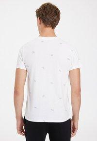 WESTMARK LONDON - CYCLE - T-shirt print - white - 2