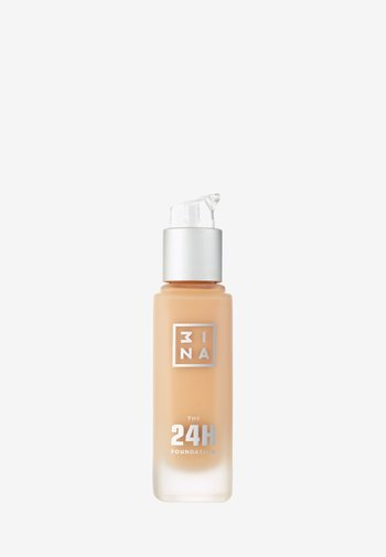 3INA MAKEUP THE 24H FOUNDATION - Foundation - 624 light caramel beige