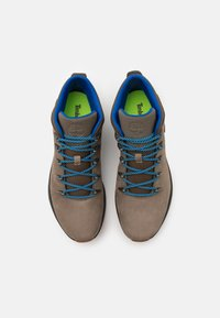 Timberland - SPRINT TREKKER MID - Lace-up ankle boots - brown - 3
