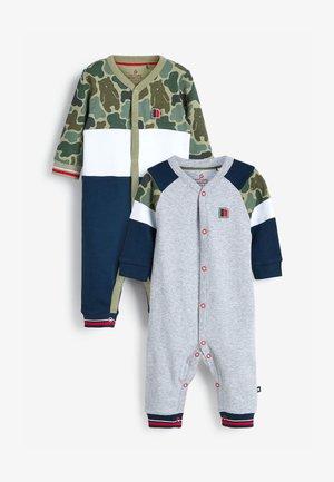 2 PACK - Pyjamas - green