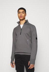 C.P. Company - Sweatshirt - gargoyle - 0