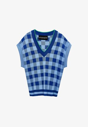 Jumper - blue denim