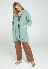 Paprika - Short coat - mint - 1
