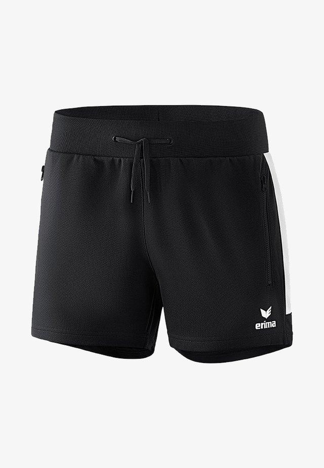 Shorts - schwarzweiss