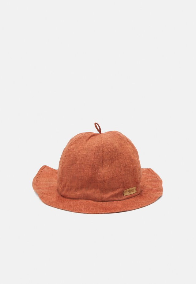 KIDS UNISEX - Hat - dusty orange