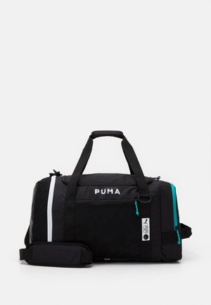BASKETBALL PRO DUFFLE - Sports bag - black