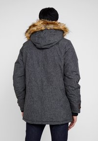 Cars Jeans - DEMSEY TASLON - Wintermantel - grey denim - 2