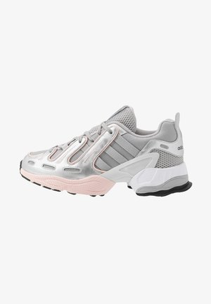 EQT GAZELLE - Sneakers - grey two/matte silver/ice pink