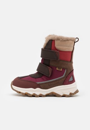EDDIE - Winter boots - rose gold