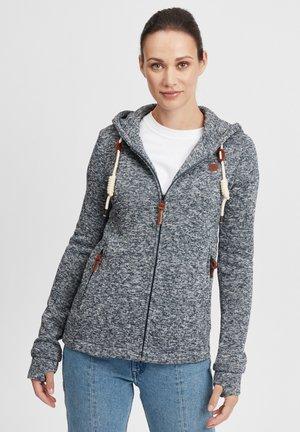 THORY - Fleece jacket - black