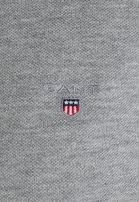 GANT - ORIGINAL - Polo shirt - grey melange - 2