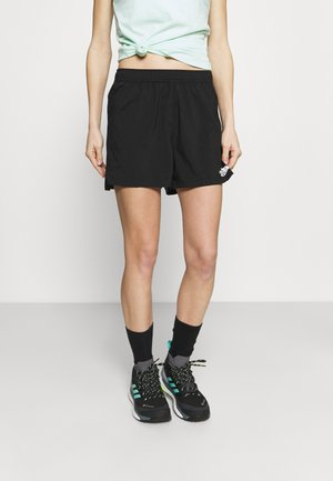 MOVMYNT SHORT - Sports shorts - black