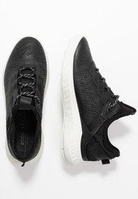 ECCO - ST.1 LITE - Sneakersy niskie - black - 3