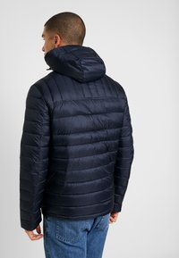 Calvin Klein - HOODED WADDED JACKET - Light jacket - blue - 2